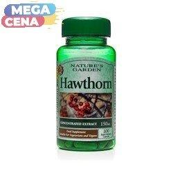 Głóg 150 mg 100 Kapsułek