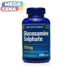 Siarczan Glukozaminy 500 mg dla Pescowegetarian 240 Kapsułek