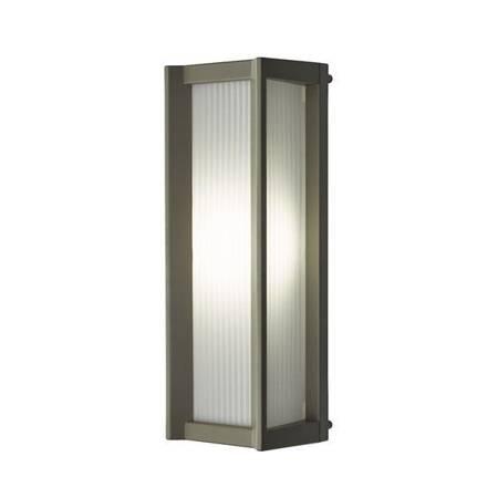 ATALA 1LT Matowa Kolor Czarny LED IP44