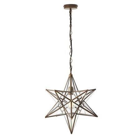 ILARIO 1LT STAR Lampa Sufitowa