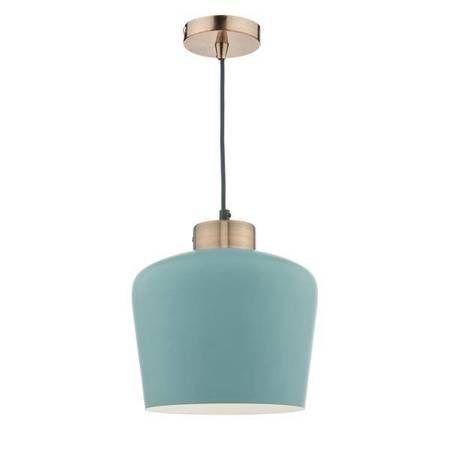 SULLIVAN 1LT Lampa Sufitowa BLUE Kolor Szary/ Miedź