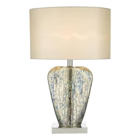 SYRACUSE Lampa Stołowa MERCURY Kolor Złoty