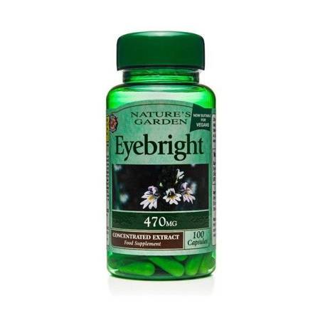 Świetlik 470 mg Produkt Wegański 100 Kapsułek