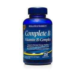 Complete B Witamina B Complex 250 Kapletek