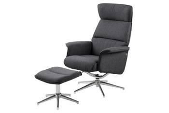 Fotel z podnóżkiem Alura-1