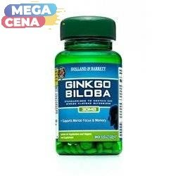 Ginkgo Biloba 30 mg 30 Tabletek