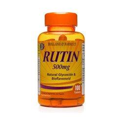 Rutyna 500 mg 100 Tabletek